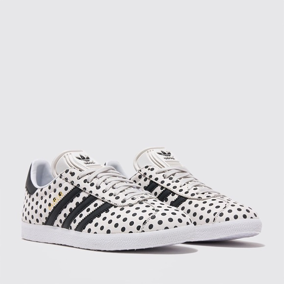 Size 6 adidas x The Farm Gazelle Polka Dots NEW Boutique